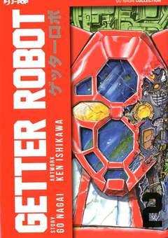 Copertina GETTER ROBOT (m2) n.2 - GETTER ROBOT, JPOP