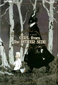 Copertina GIRL FROM THE OTHER SIDE n.1 - GIRL FROM THE OTHER SIDE, JPOP