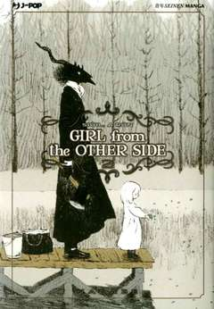 Copertina GIRL FROM THE OTHER SIDE n.2 - GIRL FROM THE OTHER SIDE, JPOP