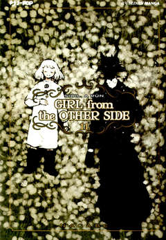 Copertina GIRL FROM THE OTHER SIDE (m11) n.11 - GIRL FROM THE OTHER SIDE, JPOP