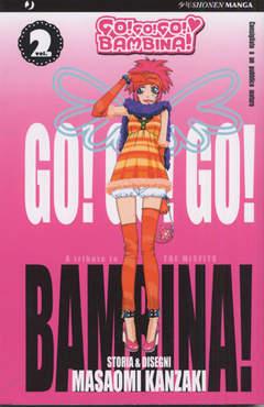Copertina GO! GO! BAMBINA! n.2 - GO! GO! BAMBINA!, JPOP
