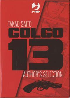 Copertina GOLGO 13 Author's selection n. - GOLGO 13 - Author's selection, JPOP