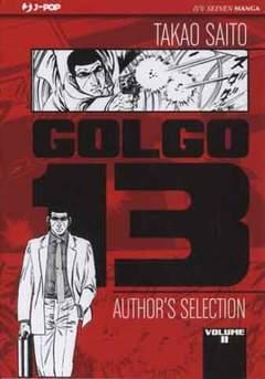 Copertina GOLGO 13 n.2 - GOLGO 13                     2, JPOP