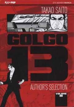 Copertina GOLGO 13 n.3 - GOLGO 13                     3, JPOP