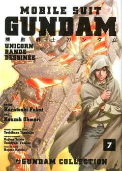 Copertina GUNDAM UNICORN BANDE DESSINEE n.7 - GUNDAM UNICORN - BANDE DESSINEE, JPOP