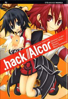 Copertina HACK//ALCOR n. - HACK//ALCOR, JPOP