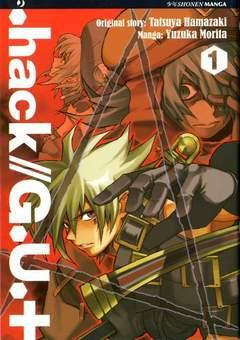 Copertina HACK//G.U.+ n.1 - HACK//G.U.+ , JPOP
