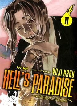Copertina HELL'S PARADISE JIGOKURAKU n.11 - HELL'S PARADISE JIGOKURAKU, JPOP