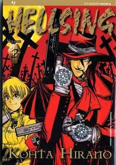 Copertina HELLSING LIM.EDITION BOX n.2 - FUMETTO + DVD, JPOP