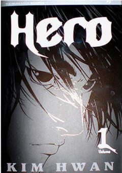 Copertina HERO n.1 - HERO, JPOP