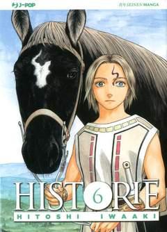 Copertina HISTORIE n.6 - HISTORIE, JPOP