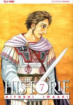 Copertina HISTORIE n.7 - HISTORIE, JPOP