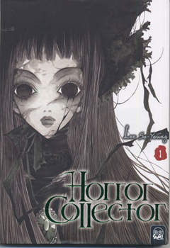 Copertina HORROR COLLECTOR n.1 - HORROR COLLECTOR, JPOP