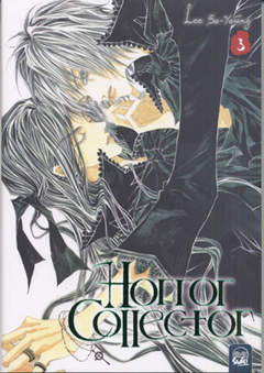 Copertina HORROR COLLECTOR n.3 - HORROR COLLECTOR, JPOP