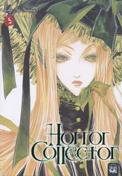 Copertina HORROR COLLECTOR n.5 - HORROR COLLECTOR, JPOP