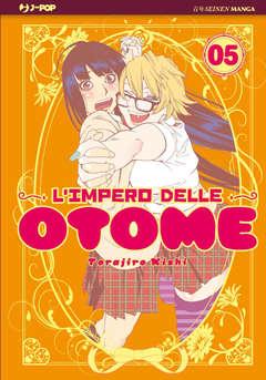 Copertina IMPERO DELLE OTOME n.5 - L'IMPERO DELLE OTOME, JPOP