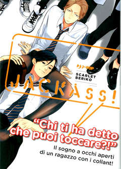 Copertina JACKASS! n. - JACKASS!, JPOP