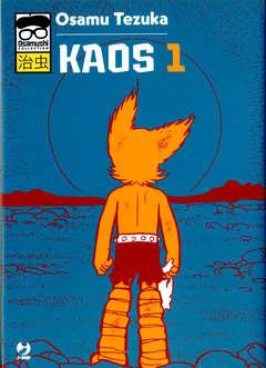 Copertina KAOS (m2) n.1 - KAOS, JPOP