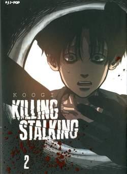 Copertina KILLING STALKING n.2 - KILLING STALKING, JPOP