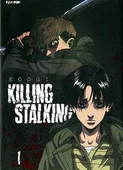 Copertina KILLING STALKING (m4) n.1 - KILLING STALKING, JPOP