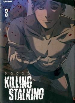 Copertina KILLING STALKING (m4) n.3 - KILLING STALKING, JPOP
