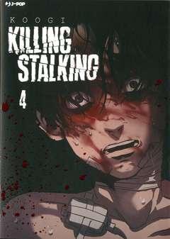 Copertina KILLING STALKING (m4) n.4 - KILLING STALKING, JPOP