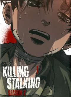 Copertina KILLING STALKING Stagione 2 n.1 - KILLING STALKING - Stagione 2, JPOP
