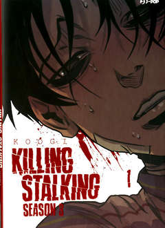 Copertina KILLING STALKING Stagione 3 m6 n.1 - KILLING STALKING - Stagione 3, JPOP