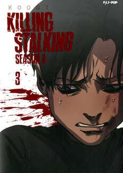 Copertina KILLING STALKING Stagione 3 m6 n.3 - KILLING STALKING - Stagione 3, JPOP
