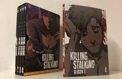 Copertina KILLING STALKING Stagione 3 m6 n.4 - KILLING STALKING - Stagione 3, JPOP