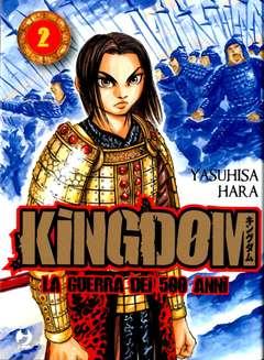 Copertina KINGDOM n.2 - KINGDOM, JPOP