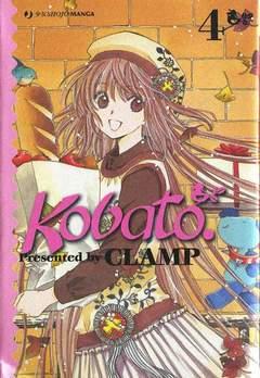 Copertina KOBATO n.4 - KOBATO, JPOP