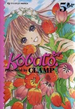 Copertina KOBATO n.5 - KOBATO, JPOP