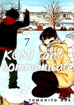 Copertina KOMI CAN'T COMMUNICATE n.7 - KOMI CAN'T COMMUNICATE, JPOP