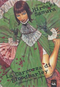 Copertina LA CARROZZA DI BLOODHARLEY n. - LA CARROZZA DI BLOODHARLEY, JPOP