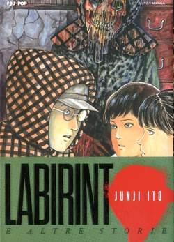 Copertina LABIRINTO n. - LABIRINTO E ALTRE STORIE, JPOP