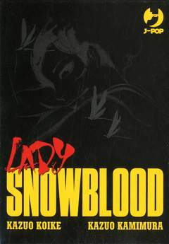 Copertina LADY SNOWBLOOD Box n. - LADY SNOWBLOOD - Box + 1/3, JPOP