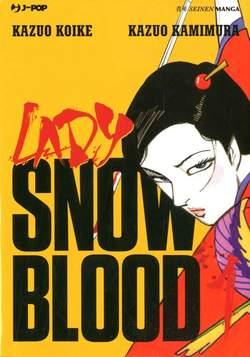 Copertina LADY SNOWBLOOD (m3) n.1 - LADY SNOWBLOOD, JPOP