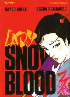 Copertina LADY SNOWBLOOD (m3) n.3 - LADY SNOWBLOOD, JPOP