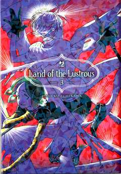 Copertina LAND OF THE LUSTROUS n.3 - LAND OF THE LUSTROUS, JPOP