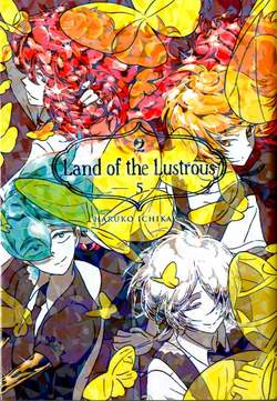 Copertina LAND OF THE LUSTROUS n.5 - LAND OF THE LUSTROUS, JPOP