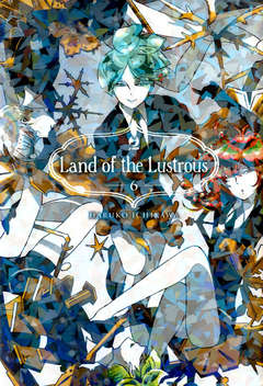 Copertina LAND OF THE LUSTROUS n.6 - LAND OF THE LUSTROUS 6, JPOP
