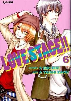 Copertina LOVE STAGE!! (m7) n.6 - LOVE STAGE!!, JPOP