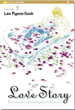 Copertina LOVE STORY n.2 - LOVE STORY, JPOP