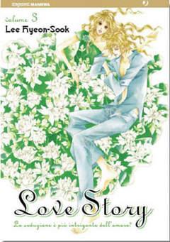 Copertina LOVE STORY n.3 - LOVE STORY, JPOP