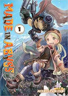 Copertina MADE IN ABYSS n.1 - MADE IN ABYSS, JPOP