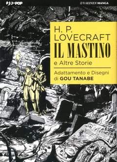 Copertina MASTINO E ALTRE STORIE n. - IL MASTINO E ALTRE STORIE, JPOP