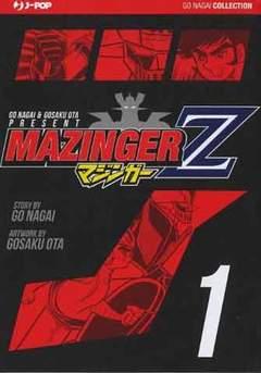 Copertina MAZINGER Z (m5) n.1 - MAZINGER Z, JPOP