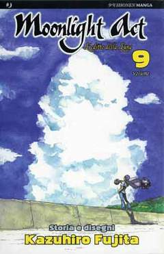 Copertina MOONLIGHT ACT (m29) n.9 - MOONLIGHT ACT, JPOP