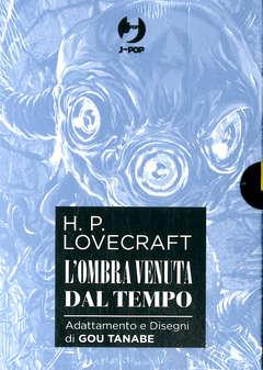 Copertina OMBRA VENUTA DAL TEMPO Box n. - L'OMBRA VENUTA DAL TEMPO 1-2, JPOP